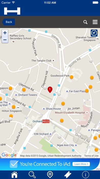 Singapur Hoteles + Compara y Reserva de hotel para esta noche con el mapa y viajes turísticosCaptura de pantalla de5