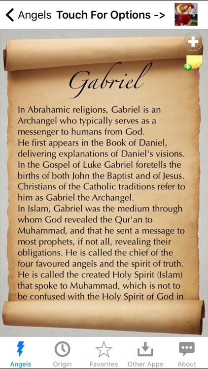 Encyclopedia of Angels