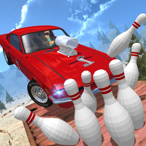 Bowling King Extreme Stunt Car