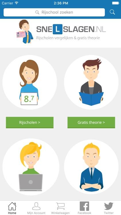 CBR Theorie examens oefenen & rijscholen vergelijken