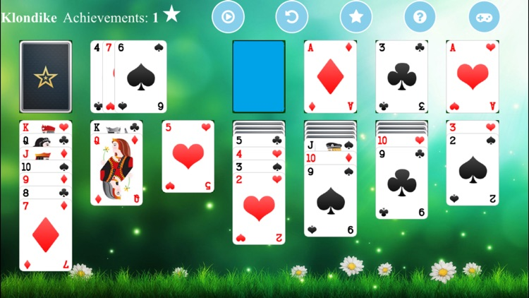 Klondike Solitaire - For iPhone and iPad