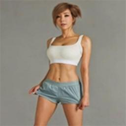 减肥操练视频 郑多燕中文视频帮您瘦腰瘦腿瘦肚子