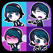 Anna Blue - Chat Stickers