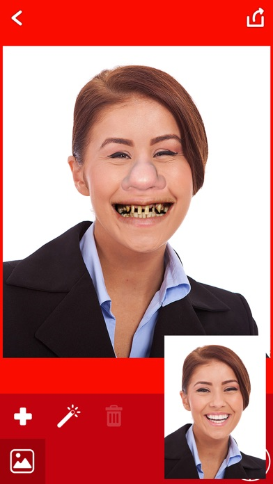 醜い 顔 写真 編集者 - おかしい カメラ ステッカー紹介画像3
