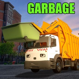 Off Road Garbage Truck 3D