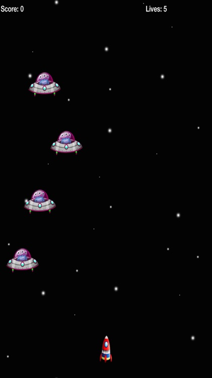 Alien Attack - Invaders From Outer Space! screenshot-3