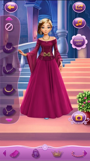 Dress Up Rapunzel on the App Store