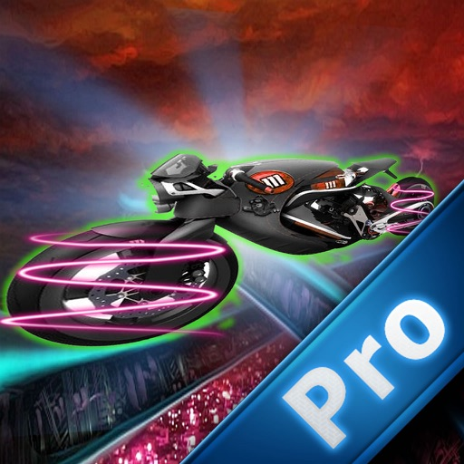 A Fast Motorcycle Neon Pro - Incredible Overdone