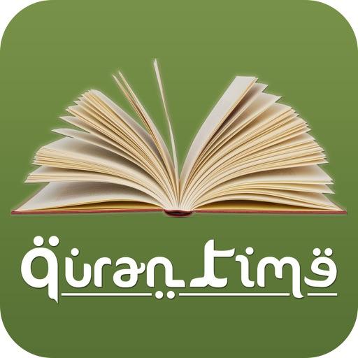 QuranTime by qari Sheikh Abdelkarim Edghouch ( Quran )