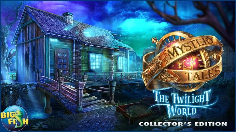 Mystery Tales: The Twilight World - A Hidden Object Adventure (Full) screenshot-4