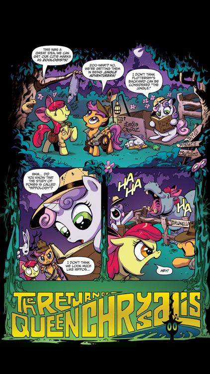 My Little Pony Comics screenshot-4