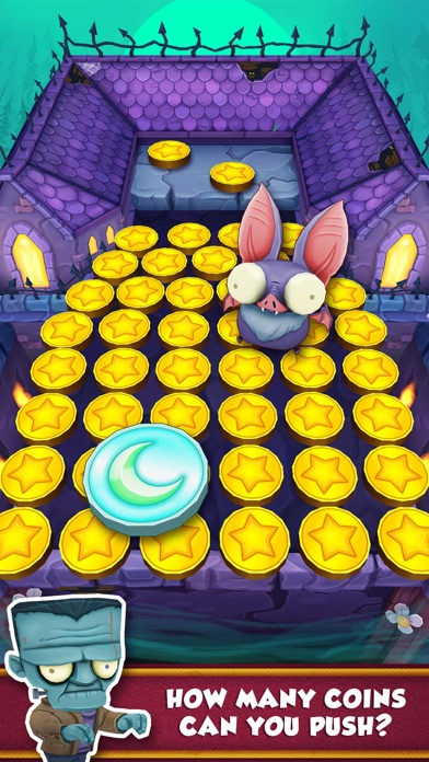 Coin Dozer: Haunted - Revenue & Download estimates - Apple App Store