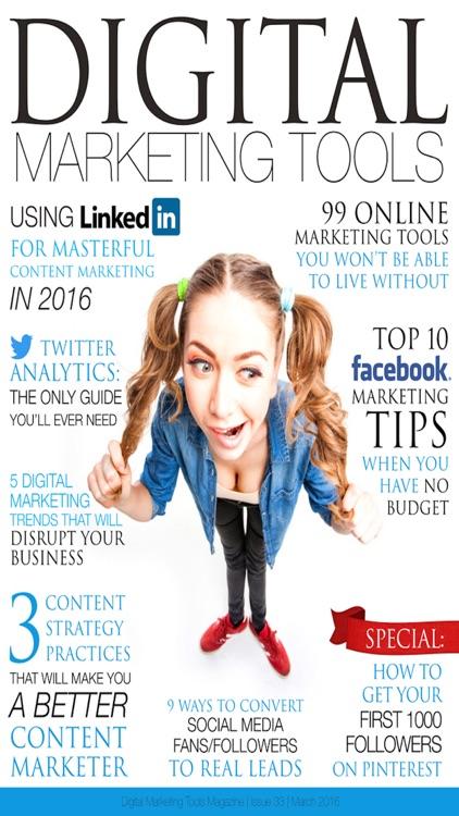 Digital Marketing Tools screenshot-4