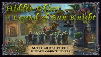 Hidden Object: Legend Of Sun Knight