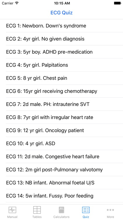 Paed ECG screenshot-4