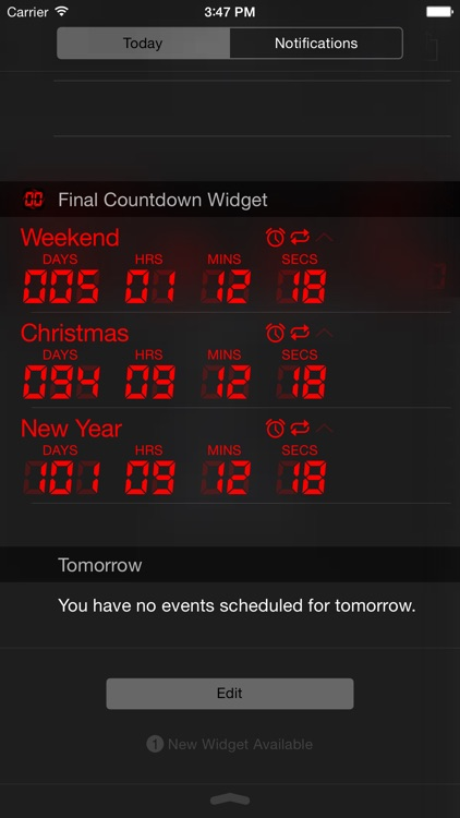 Final Countdown Timer screenshot-4