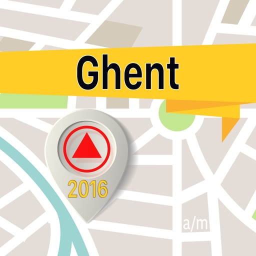 Ghent Offline Map Navigator and Guide