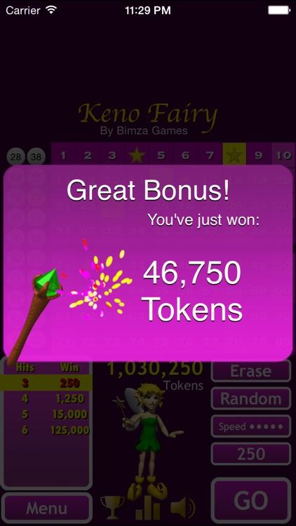 Keno Fairy screenshot-3