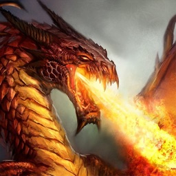Dragon Wallpapers & Backgrounds + Amazing Fire Wallpaper Free HD