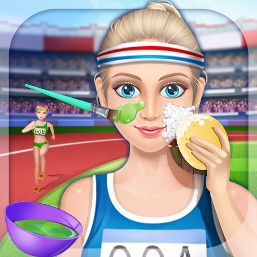 Sports Girl's Spa - Free Girls Game icon