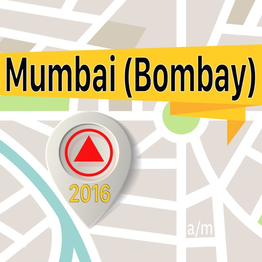 Mumbai (Bombay) Offline Map Navigator and Guide