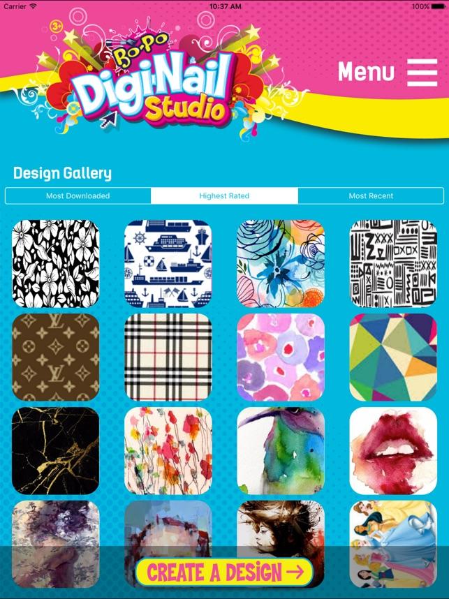 Bo Po Digi Nail Studio On The App Store