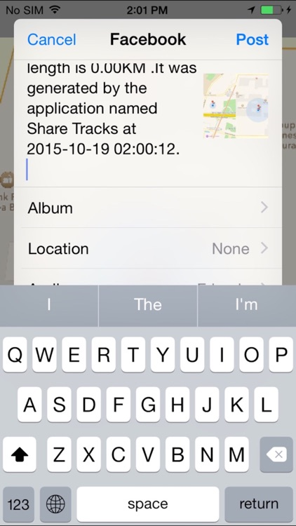 Share Track screenshot-4