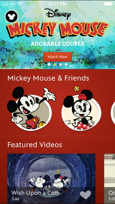 Mickey Video for Windows