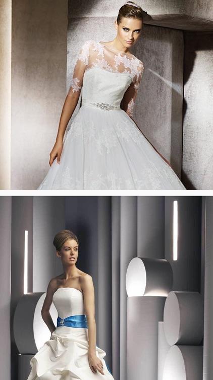 Wedding Dress Design Ideas, Marriage & Hairstyles screenshot-3