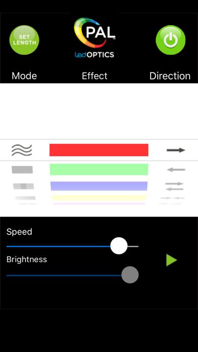 PAL LEDOPTICS screenshot two