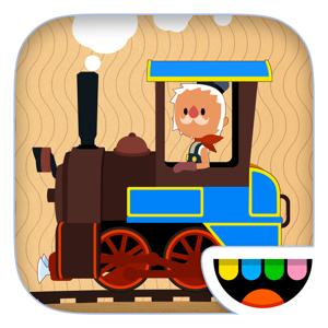 Toca Train app