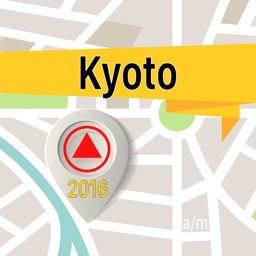 Kyoto Offline Map Navigator and Guide
