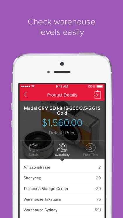 Unleashed Inventory Sales App screenshot-3