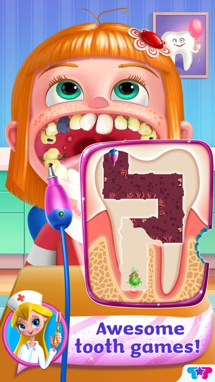 Dentist Mania: Doctor X Crazy Clinic screenshot-3