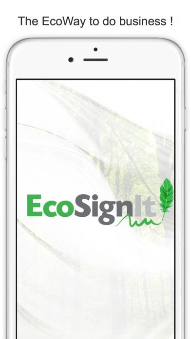 EcoSignIt