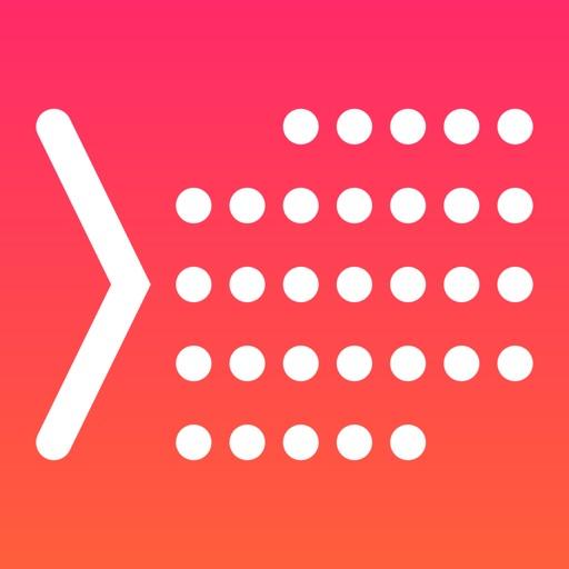 Lock Screen Calendar ロック中の画面用にカレンダー付きの壁紙を作成するアプリ