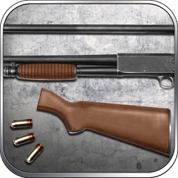 M37 Shotgun Simulate Builder and Shooting Game for Free by ROFLPlay