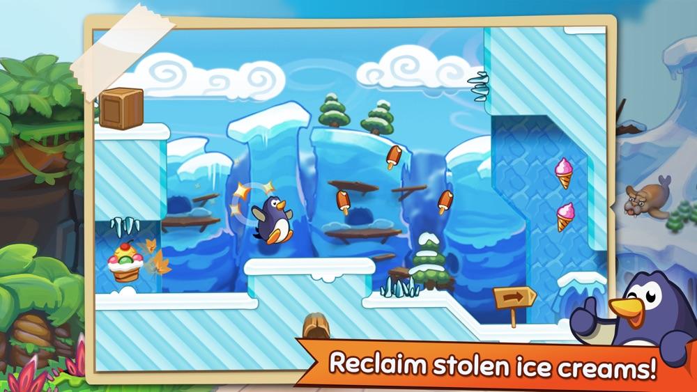 Hopping Penguin: Ice Cream Adventure Cheat Codes