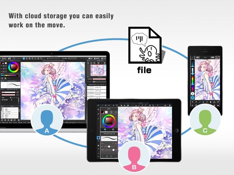 MediBang Paint for iPad screenshot-4