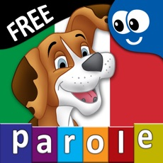 Activities of Italian First Words with Phonics Free: Kids Preschool Spelling & Learning Game