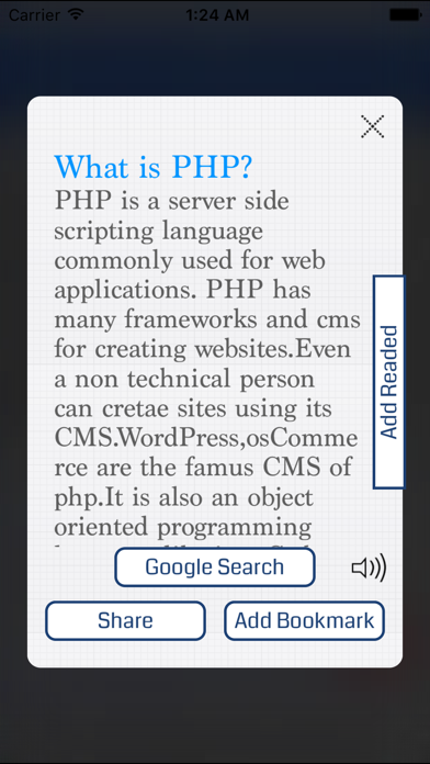 PHP Interview questions with answer screenshot three