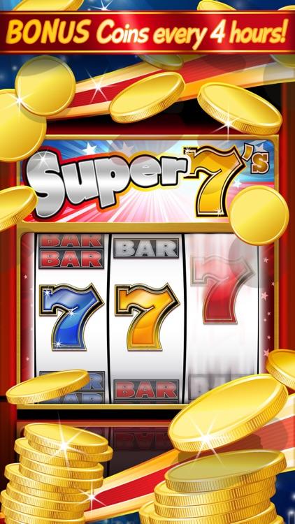 777 Triple 7's Casino Slot Machines