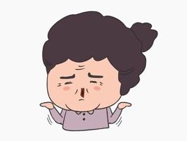 Grumpy Grandma – Stickers for iMessage