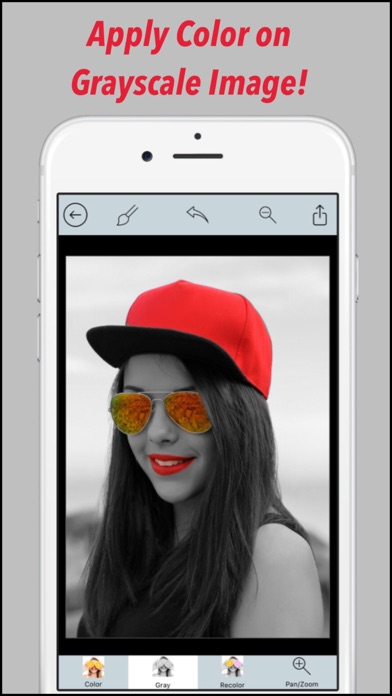 Color Splash Effect.s - Photo Editor for Selective Recolor