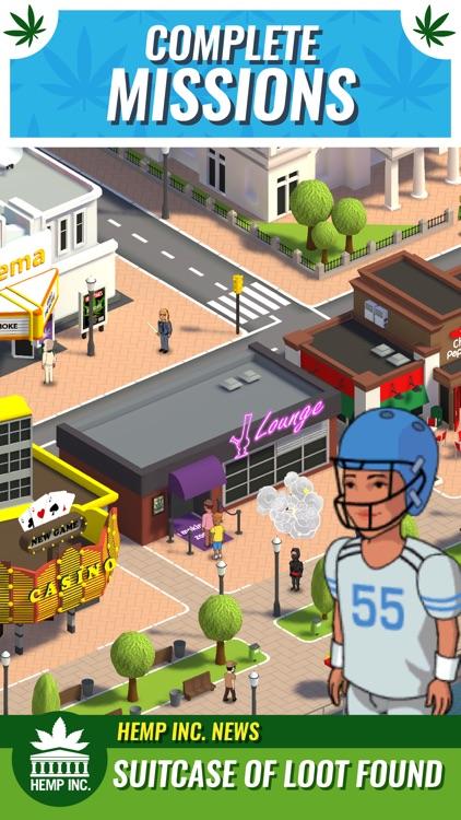 Hemp Inc - Weed & Marijuana Business Game screenshot-3