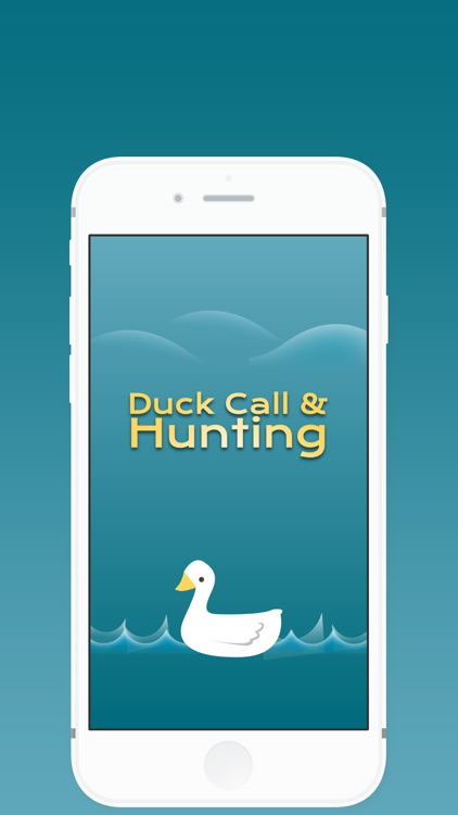 Duck Hunting Calls .! screenshot-0