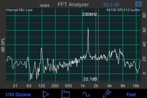 FFT screenshot 1