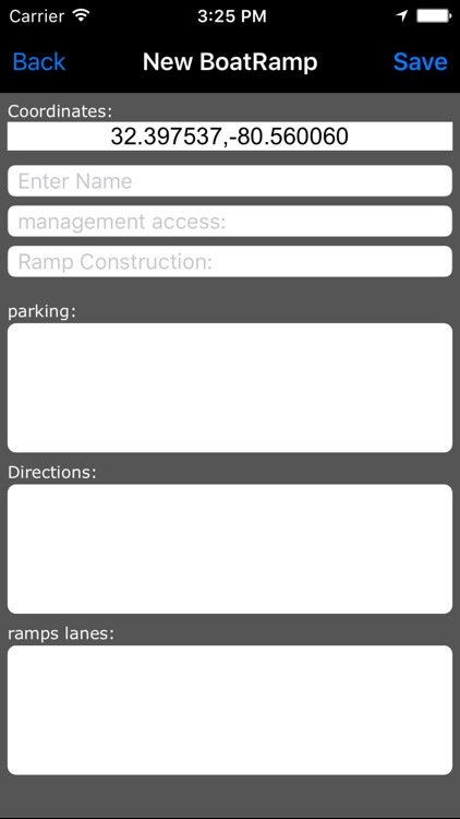 South Carolina: Salt Water Boat Ramps screenshot-2