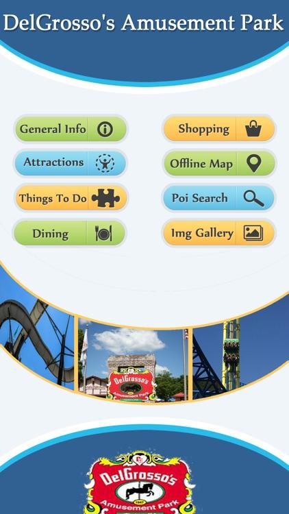 Best App For DelGrosso's Amusement Park Guide
