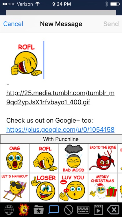 Animated Emoji Emoticons Fun screenshot-4